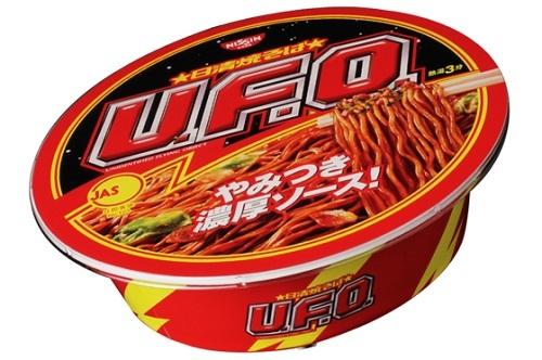 カップ麺絶対王者カップヌードル、焼そばU.F.Oに敗北!なぜなのか?
