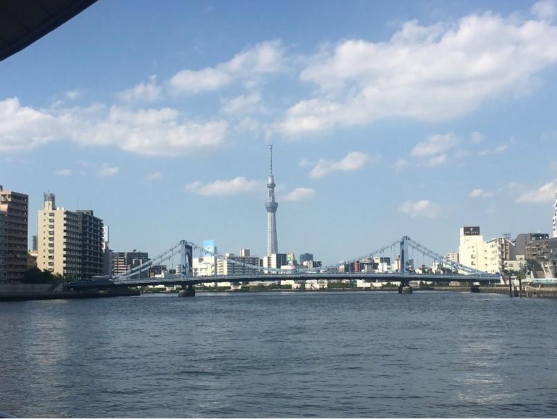 sumidagawa清洲橋