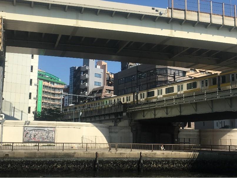 sumidagawa総武線