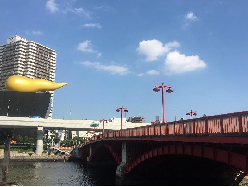 sumidagawa吾妻橋
