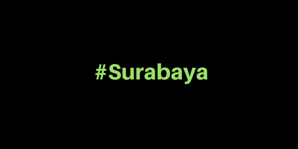 #Surabaya
