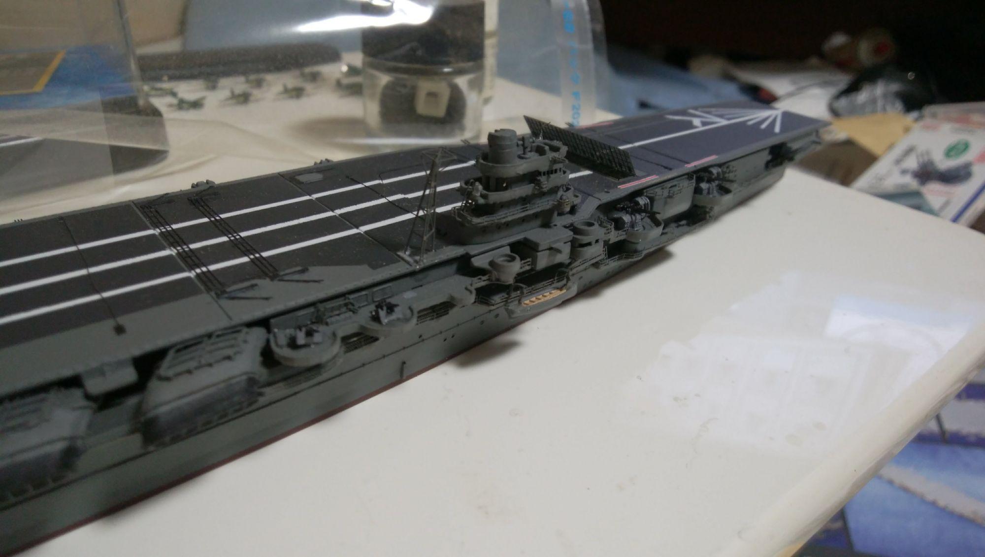 瑞鶴 機銃&高角砲