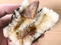 新潟コシヒカリおにぎり 直火焼厚切り牛タン