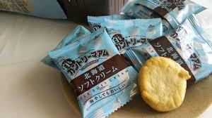 白いカントリーマアム北海道ソフトクリーム2