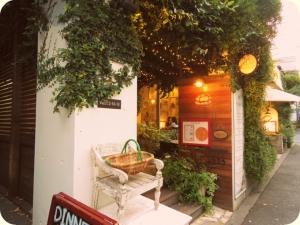 カフェアクイーユ 恵比寿本店