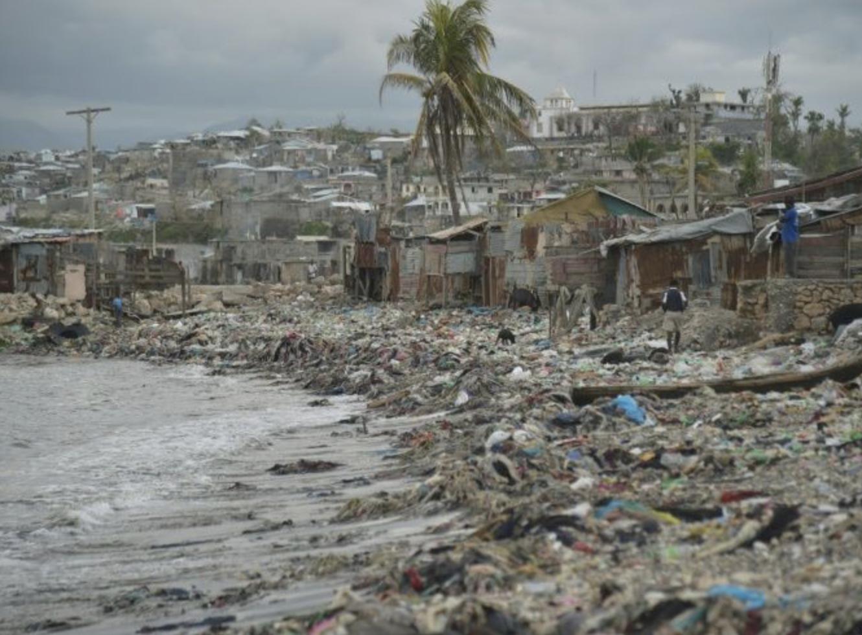 ハイチの景色