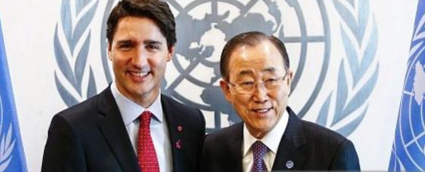 ジャスティンと国連
