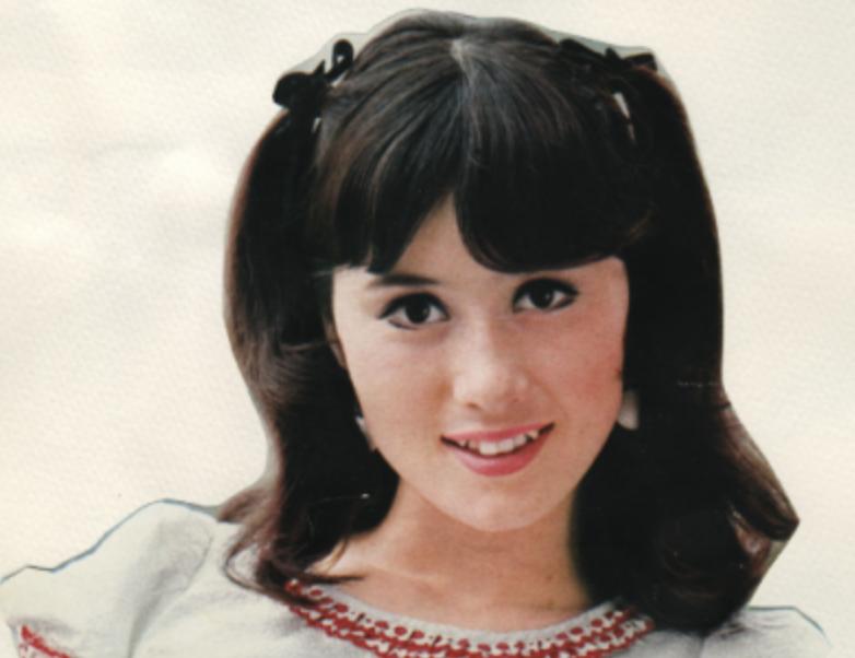 山本リンダの若い頃