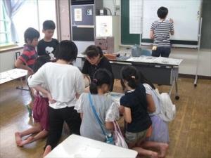 七宝焼教室02