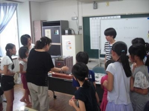 七宝焼教室07