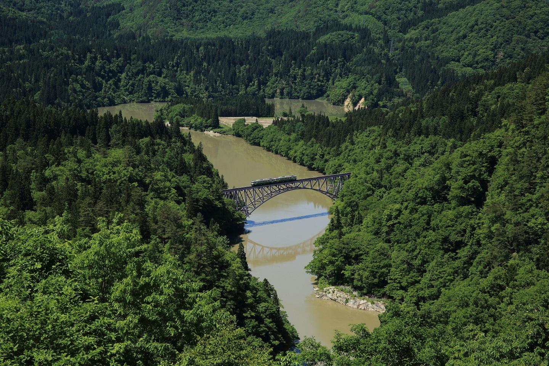 ブログ 第1橋梁の只見線.jpg