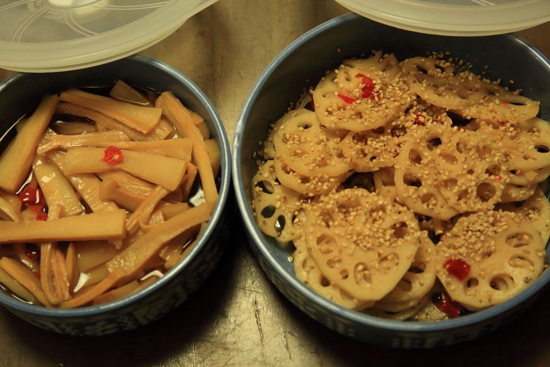 ブログ 作り置レンコンキンピラ、シナチク煮きの.jpg