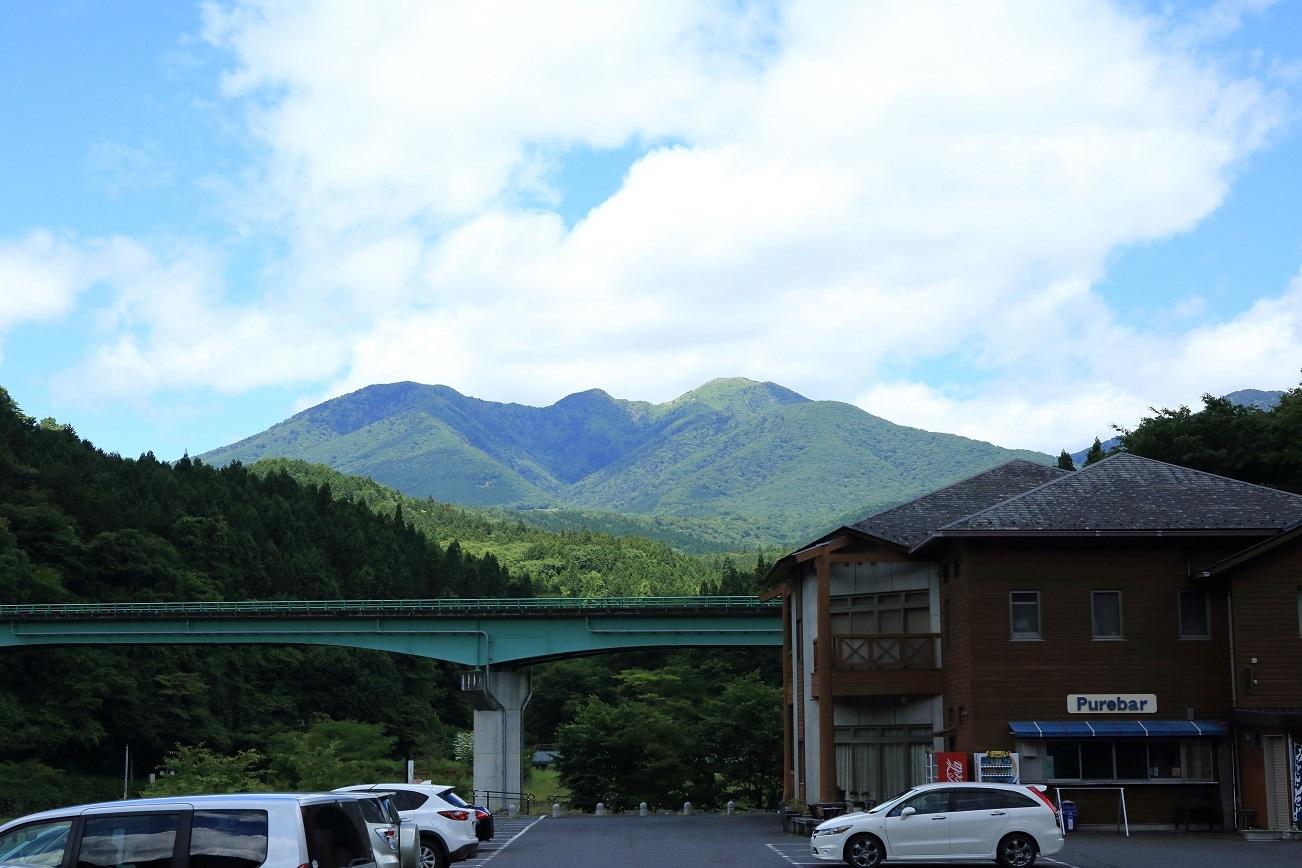 ブログ 湧水パークと釈迦が岳.jpg
