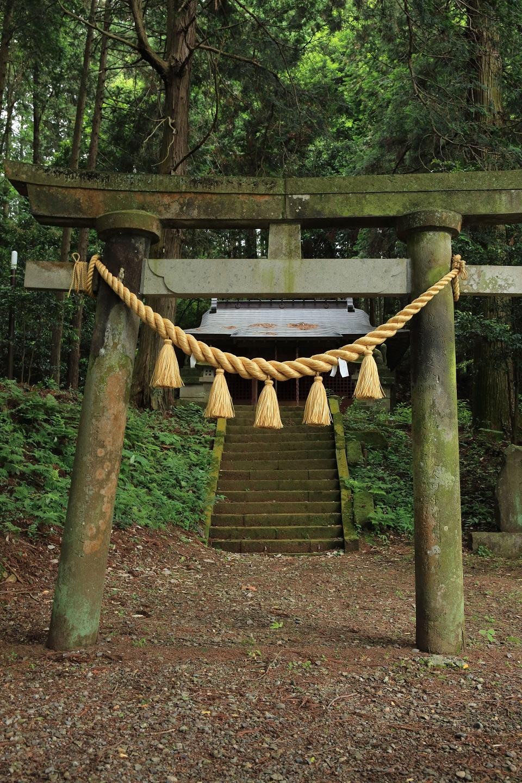 ブログ 社殿は綺麗に清掃され地元民の信仰の篤さを感じる神社.jpg