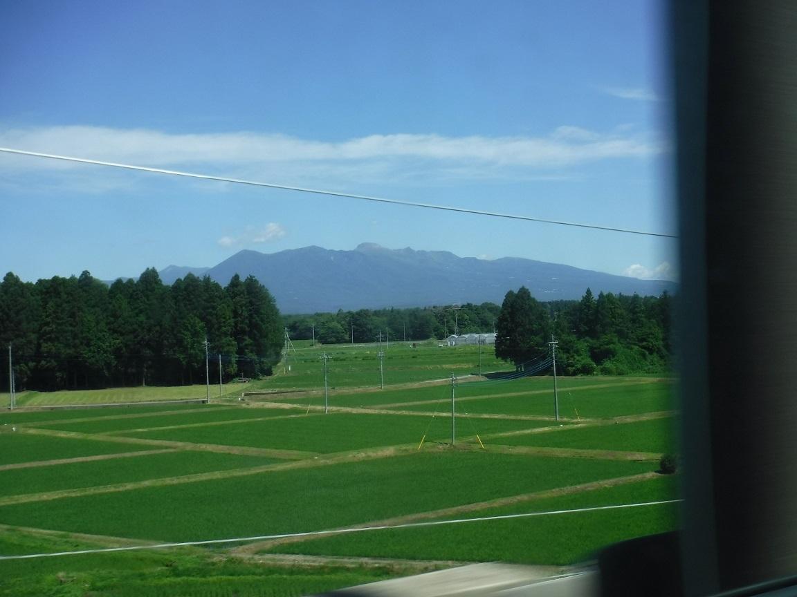 ブログ 那須岳と田園.jpg
