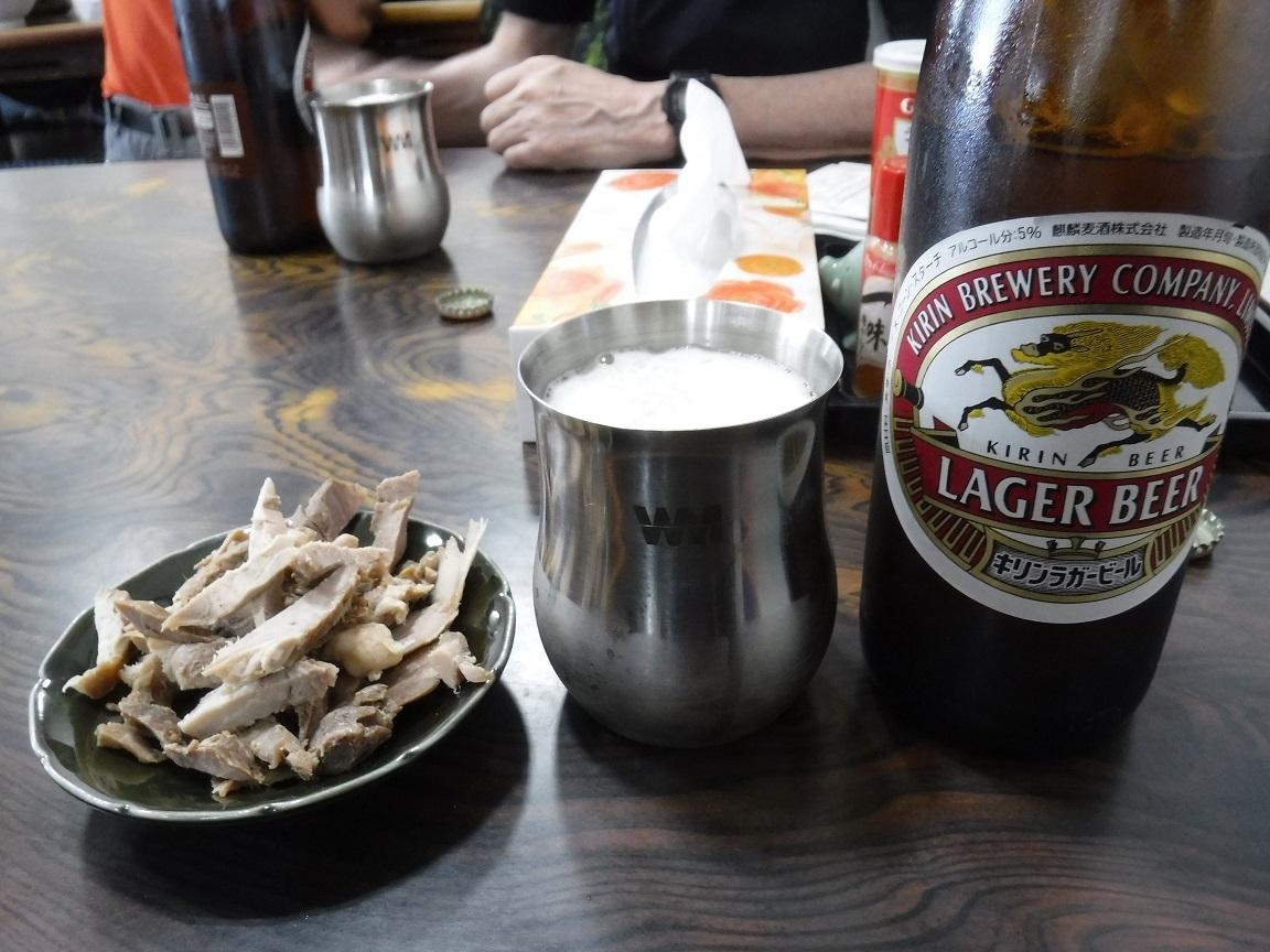 ブログ お昼はマッタリ大衆食堂で 活気ありましたよ.jpg