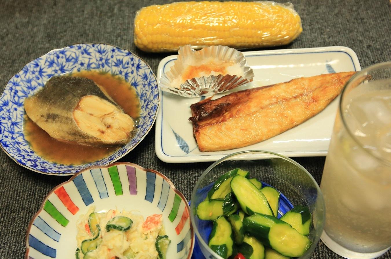 ブログ  夕食 1.jpg