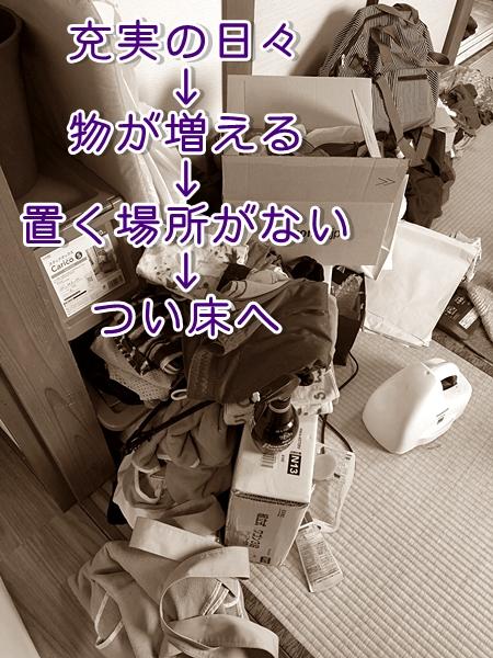 押入れオーガナイズ (2)