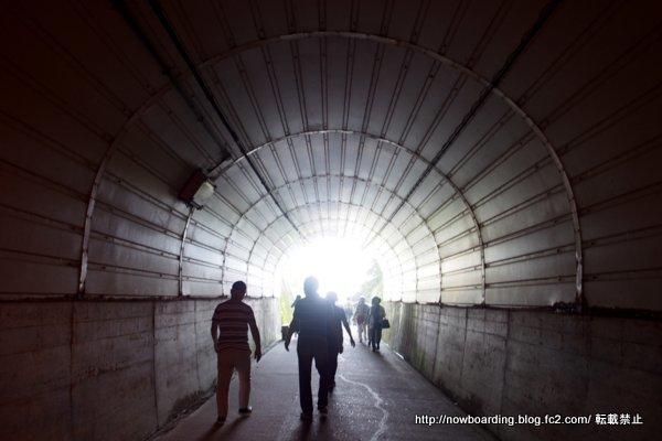 鵜戸神宮観光 トンネル