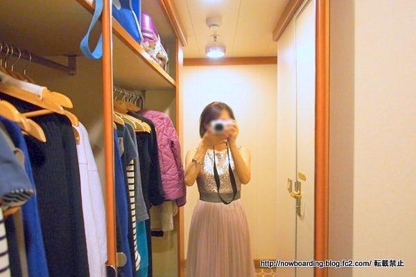 ダイヤモンドプリンセスのフォーマルナイトの服装・ドレス