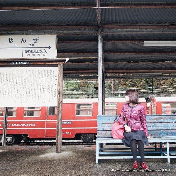 大井川旅行