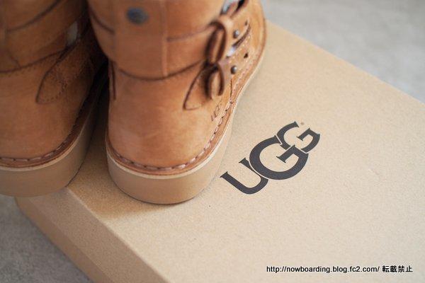 uggのムートンブーツのサイズの選び方