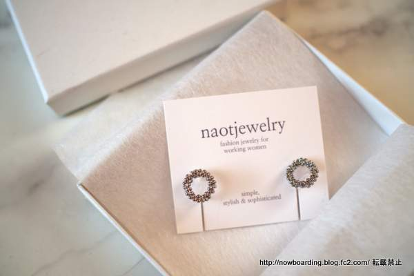 naotjewelry Bubble Circle Pierce/Earrings