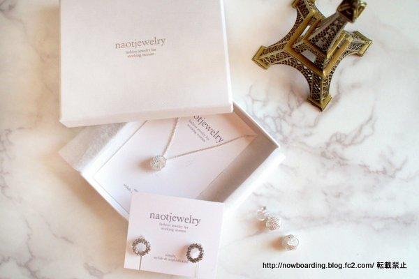 ノンホールピアス naotjewelry