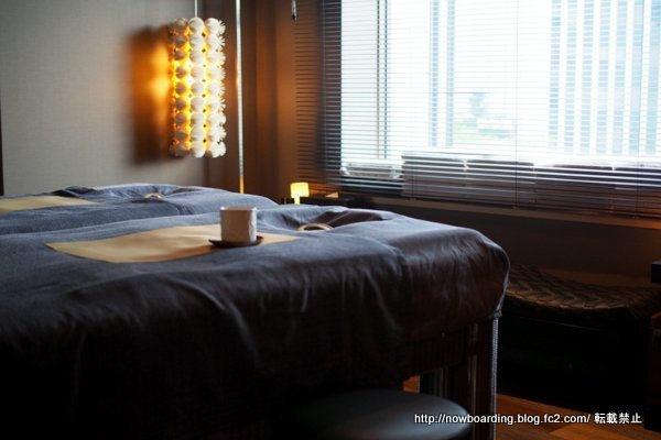 ANAインターコンチネンタルホテル東京にあるTHANN Sanctuary SPA 赤坂
