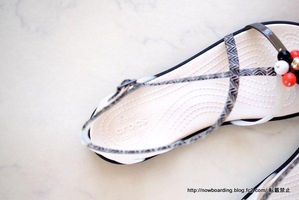 crocs ドリュー × クロックス イザベラ グラディエーター サンダル