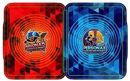 ペルソナ ダンシング ゲオ限定 スチールブック Persona Dancing GEO steelbook