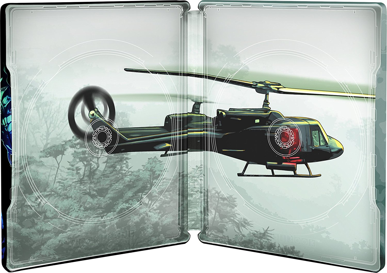 プレデター スチールブック 4K Ultra HD PREDATOR steelbook