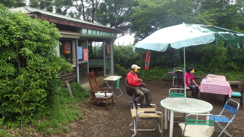 箱根外輪山トレイル11