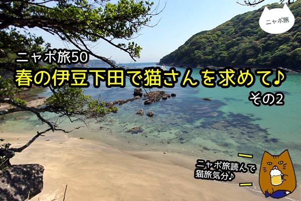 伊豆下田 ニャポ旅50 その2