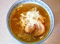 仲間行徳カレー味噌ラーメン西山製麺01