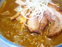 仲間行徳カレー味噌ラーメン西山製麺02