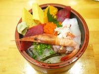 すし屋の小名浜港ときわ台中板橋海鮮丼01