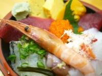すし屋の小名浜港ときわ台中板橋海鮮丼02