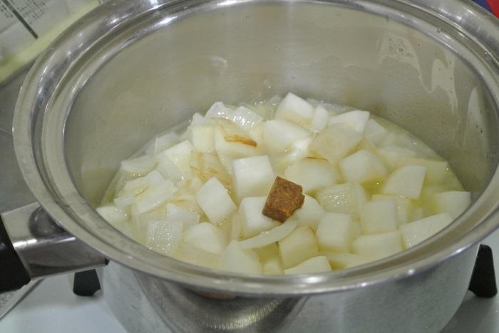 かぶのスープ5