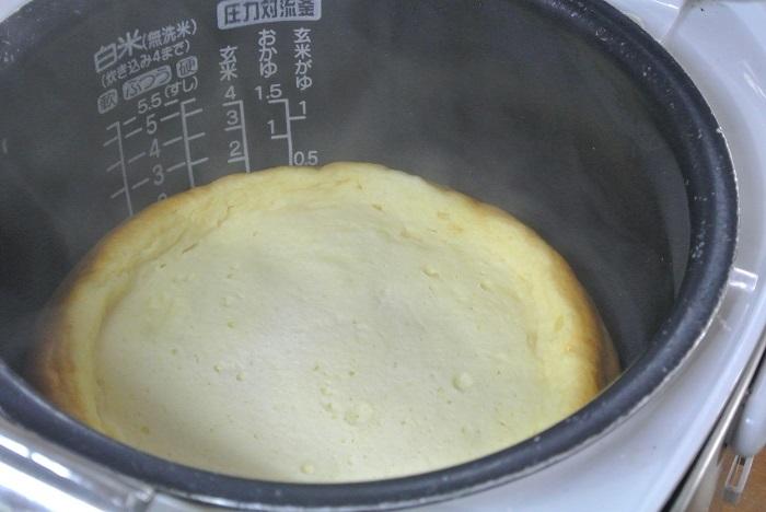 ブラックベリーチーズケーキ14