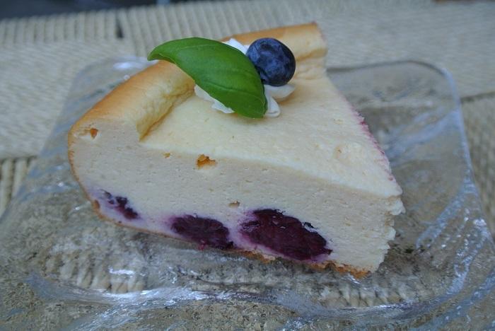 べりーのチーズケーキ2