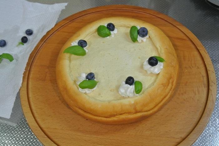 べりーのチーズケーキ4