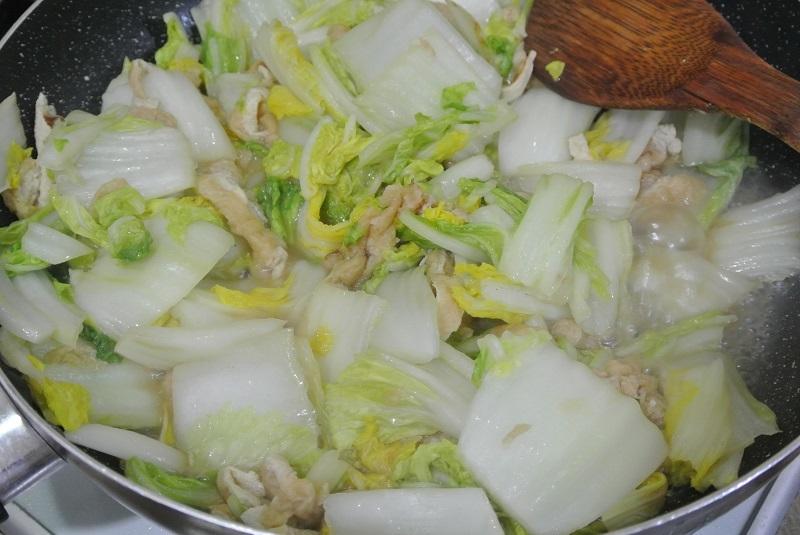 白菜の煮たん