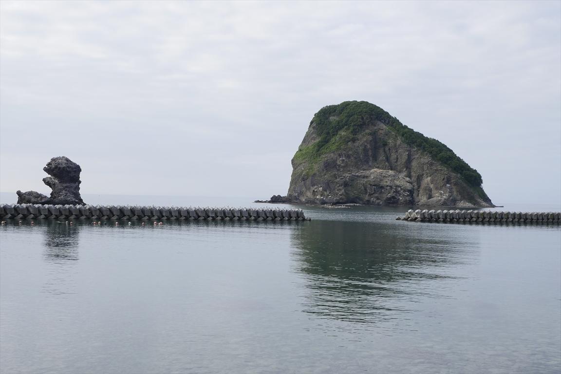 オジッタ 畑 ゴメ島と宝島