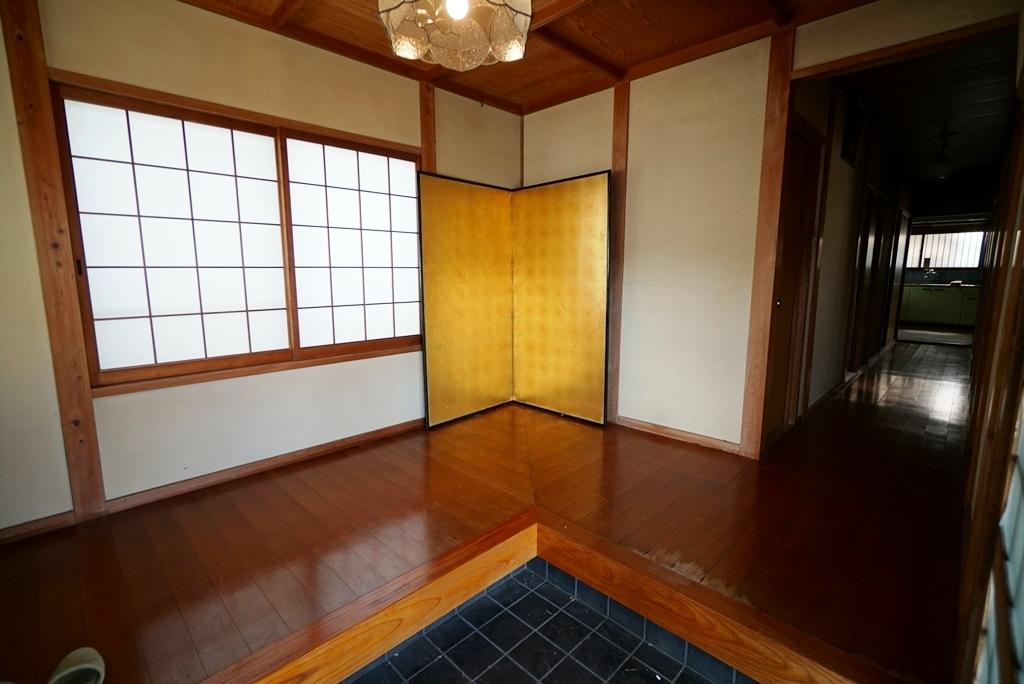 室内1玄関