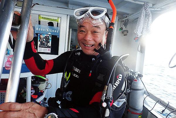タイ プーケット ダイビング 評判