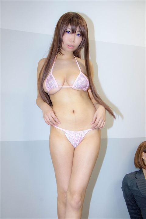 芦屋のりこ ビキニ 02