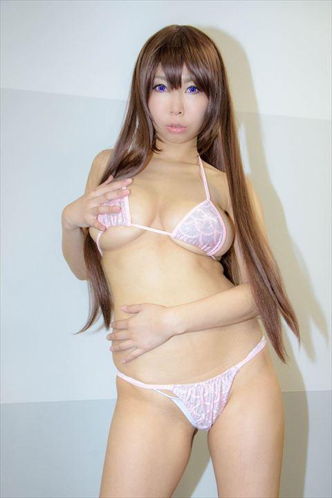 芦屋のりこ ビキニ 03