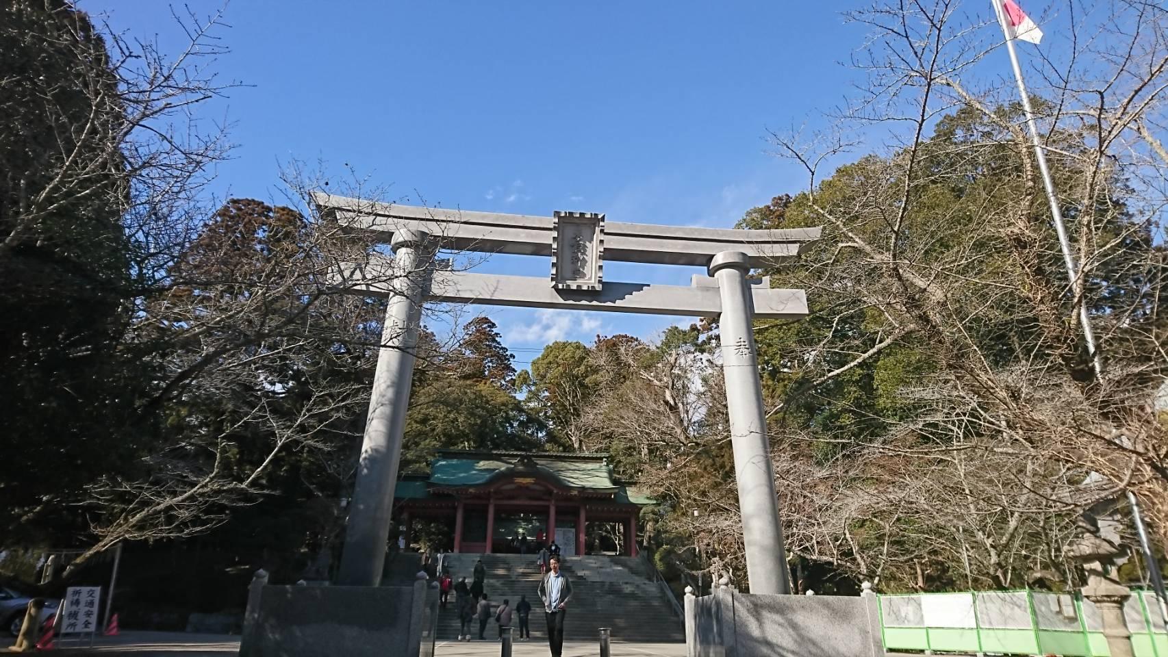 香取神宮 2018