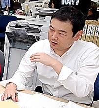 朝日新聞 水沢健一